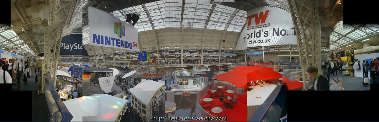 Image: European Computer Trade Show MGIMAGE /uploads/images/1998 European Computer Trade Show